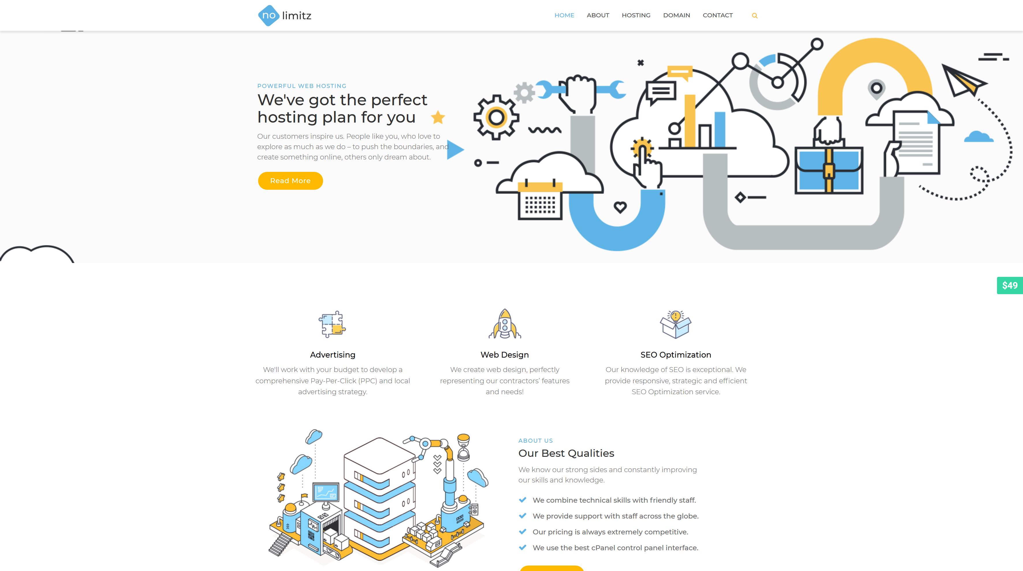 Nolimitz – Just another WordPress site