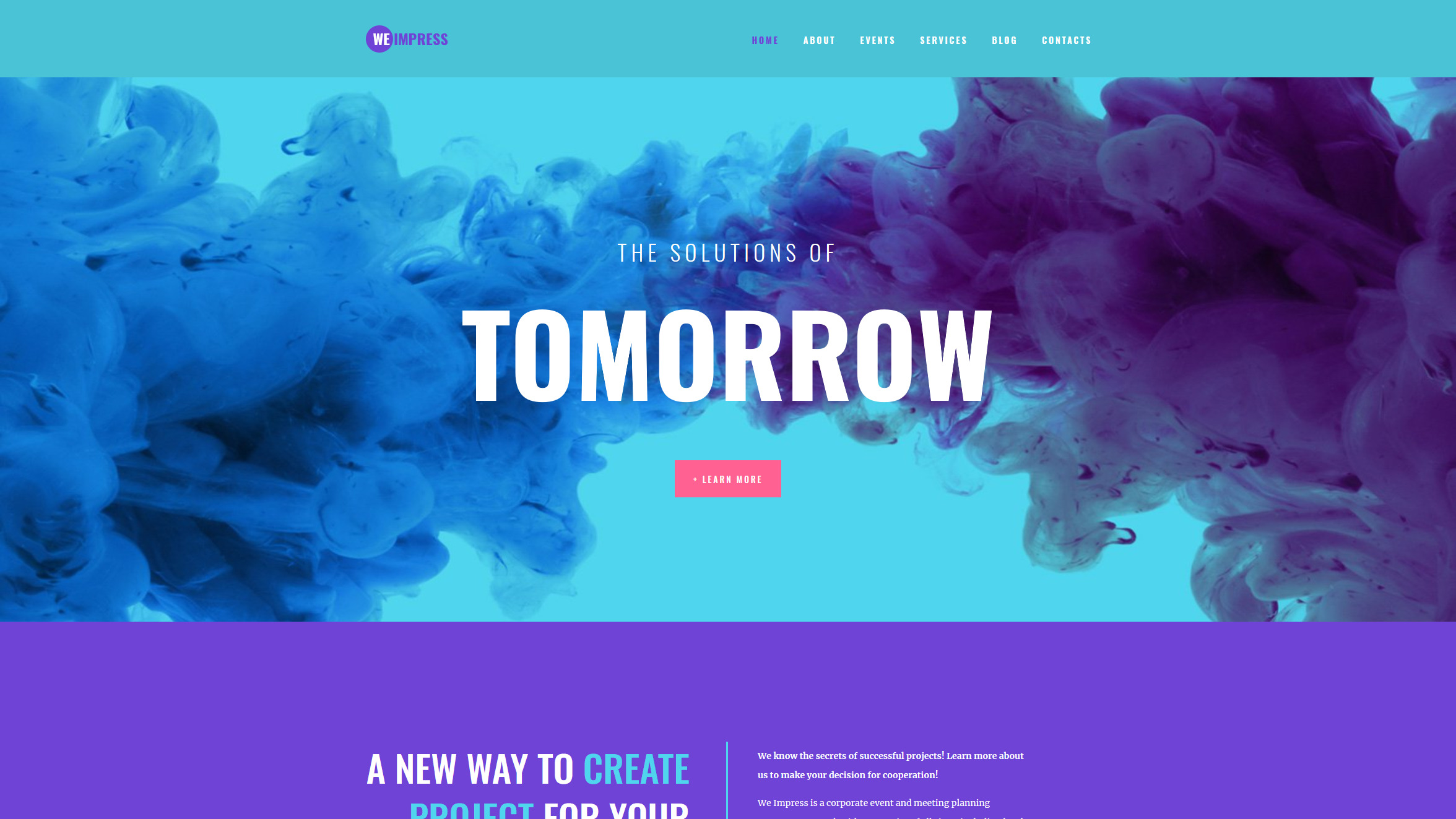 Weimpress – Just another WordPress site
