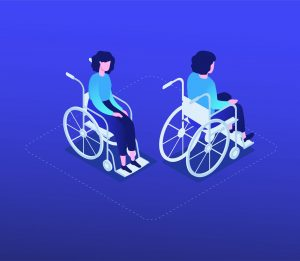 Segways newest self-balancing vehicle is similar to an electric wheelchair.