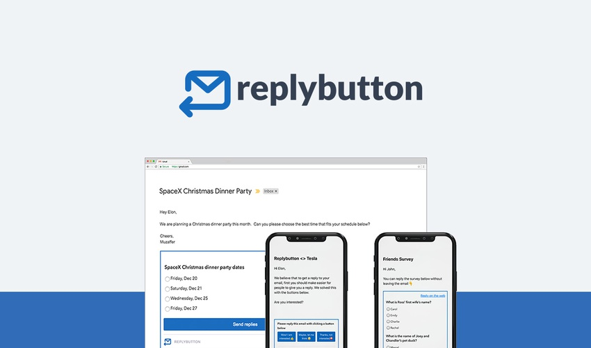 Reply Button
