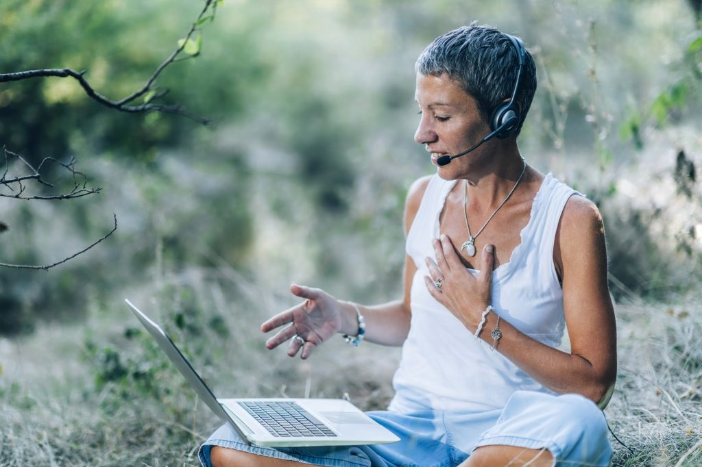 Remote Healing Therapy